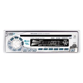 Boss MR1420W Marine CD/AM/FM Receiver
