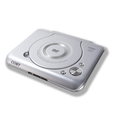 Coby dvd209 dvd 2.1channel ultra compact