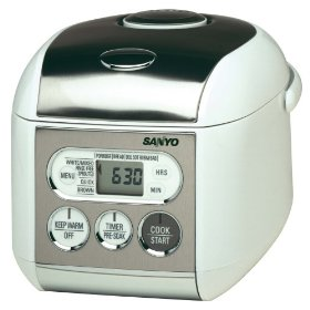 Sanyo ecjs35s rice cooker 3.5cup micom