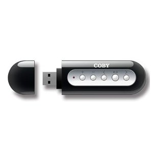 Coby MPC853 512MB USB-Stick MP3 Player