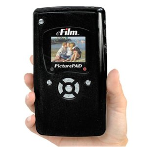 Delkin eFilm PicturePad - Digital AV player - HD 20 GB - 1.8