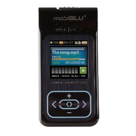 MobiBLU US2 1 GB Digital Multimedia Player (Black)