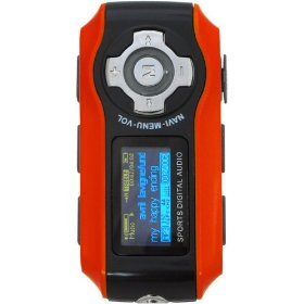 Nextar MA570 - Digital player / radio - flash 1 GB - MP3 - red