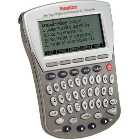 @ franklin rb mwd1470 dictionary&thesaurus merriam webster