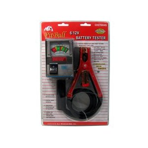6 & 12 Volt Battery Load Tester