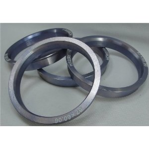 Hub Centric Rings 67.00 - 60.06 Aluminum Hubcentric
