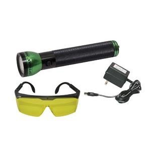 OPTIMAXTM 3000 Cordless LED Leak Detection Flashlight