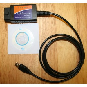 Crescent USB OBD2/EOBD Multi-Protocol Car Diagnostic Tool Auto Scanner