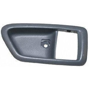 97-01 TOYOTA CAMRY FRONT DOOR HANDLE CASE RH (PASSENGER SIDE), Inside, Gray, USA Built, (= REAR) (1997 97 1998 98 1999 99 2000 00 2001 01) T464303 69277AA010B0