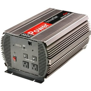 Whistler PI-3000W 3,000 Watt Power Inverter