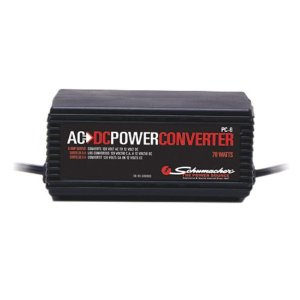 Schumacher PC-6 AC-to-DC Power Converter