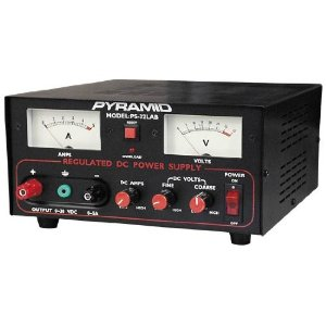 Pyramid PS32LAB Adjustable 5 Amp Laboratory Power Supply