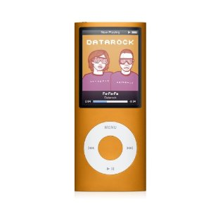 Apple iPod nano 8 GB Orange (4th Generation) [Previous Model]