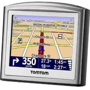 TomTom ONE 3rd Edition 3.5-Inch Portable GPS Vehicle Navigator