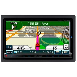 Kenwood DNX9960 eXcelon In-Dash 2-DIN AV Navigation System w/ Built-in Bluetooth