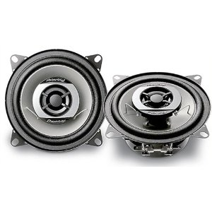 Pioneer TS-G1043R 4 In. 2-Way Speaker with 120 Watts Max. Power