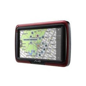 Moov S401 4.3in. Car Navigation System