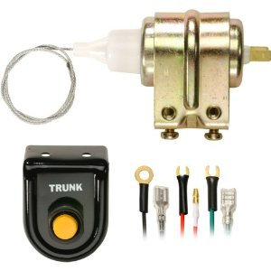 Install Essentials 522T Trunk Release Solendo Kit