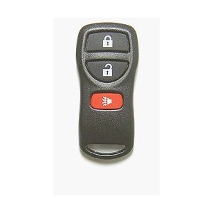 Keyless Entry Remote Fob Clicker for 2007 Nissan Xterra With Do-It-Yourself Programming