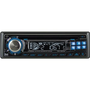 Dual XDM6820 In-Dash CD/MP3/WMA Receiver