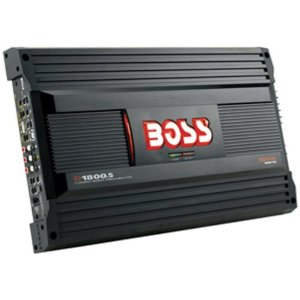 Boss D1800.5 Diablo 5-Channel Mosfet Bridgeable Power Amplifier