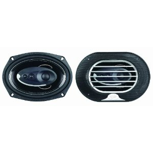 Power Acoustik XP-694K 6-Inch x 9-Inch Four-Way Full Range Speaker