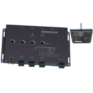 Lc7 - Audiocontrol Six Channel Line Output Converter with Auxiliary Input