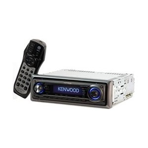 Kenwood KDC-MP635 - Radio / CD / MP3 player - Full-DIN - in-dash - 50 Watts x 4
