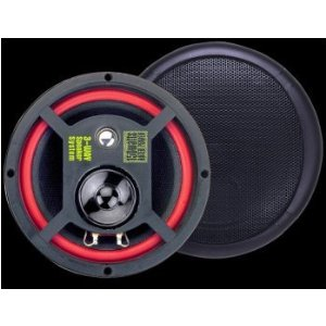 Pyramid 523SX 5.25-Inch 200 Watts ThreeWay Speakers