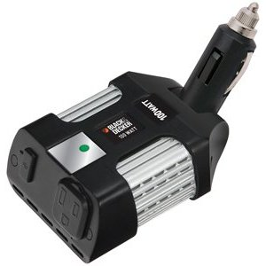 Black & Decker PI100AB 100-Watt Power Inverter
