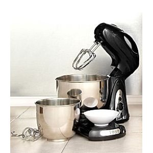 Inspired Kitchen 500 Watt Stand MIxer by Kitchen Selectives Color: Black
