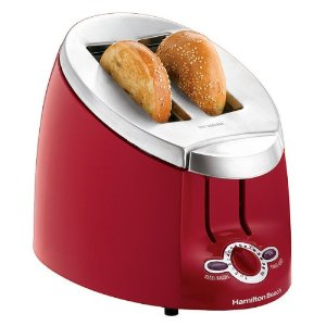 Hamilton Beach Ensemble 2-Slice Bagel Toaster