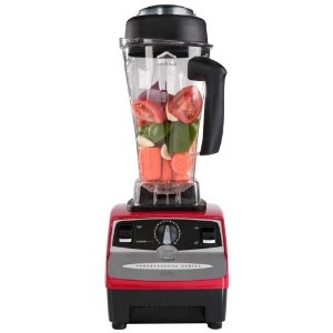 Vitamix CIA Professional Countertop Blender with 2+ HP Motor, Ruby