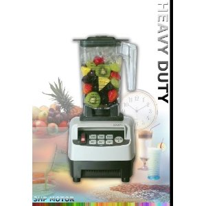 3HP Heavy Duty High Performance Commercial Blender