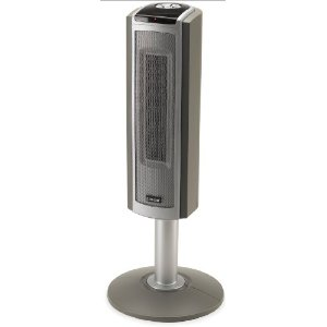 Lasko 5395 30-Inch-Tall Digital Ceramic Pedestal Heater with Remote Control