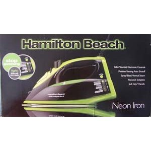 Hamilton Beach Nano Iron - Neon Green