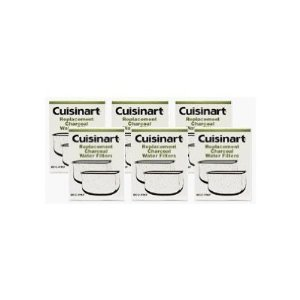 Cuisinart DCC-RWF-12 Water Filter Case of 12 (6 packs of 2ea)