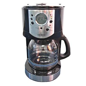 Mr. Coffee 12-Cup Programmable Coffee Maker with Water Filtration