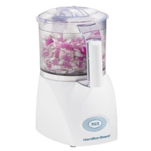 Hamilton Beach 72700 Deluxe Food Chopper