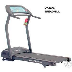 Steelflex Tread mill XT-2600
