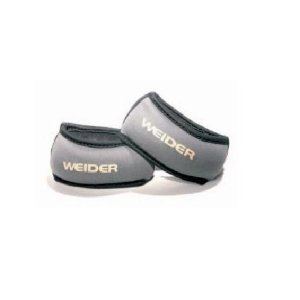 Weider 2-Pound Wrist Weights-Pair