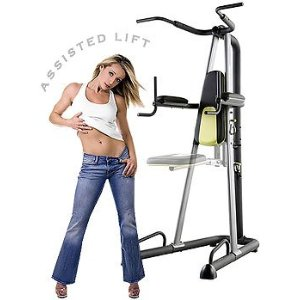 Proform Assisted VKR Vertical Knee Raise Power Tower PFBE1716