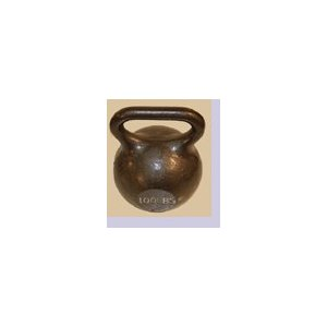 100 lb Wide Handle Kettlebell