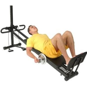 VigorFit 3000 XL w/ Power & Pilates Kit Gym !
