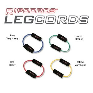 Leg Cord 4 Pack - Leg Exercise Bands