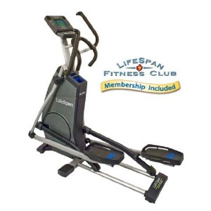 LifeSpan Fitness EL3000i Elliptical Trainer