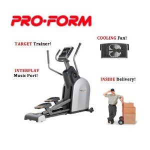 ProForm Spacesaver DX Elliptical Trainer
