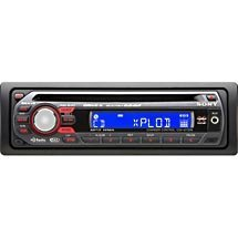 Sony CDX-GT32W Xplod 208 Watts AM/FM Card CD Receiver with MP3/WMA Playback