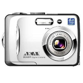 AKAI DC6371 DIGITAL CAMERA