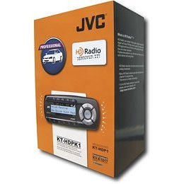 JVC KTHDPK1 / KT-HDPK1 / KT-HDPK1 Transportable HD Radio Receiver with Car Kit